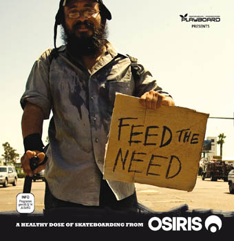 Osiris - Feed the need (2007) DVD