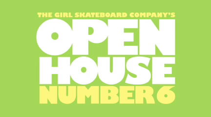 Girl Open House Number 6