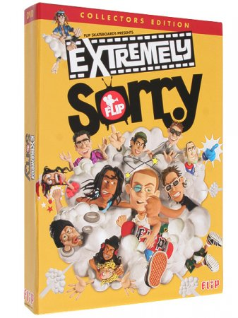 Flip - Extremely Sorry Collectors Edition (2009) DVD