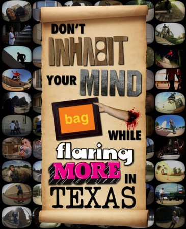 4 Duos - Don't Inhabit Your Mind Bag While Flaring More In Texas (2009)