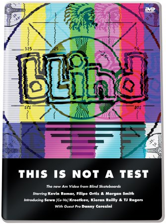 Blind - This Is Not a Test (2011)