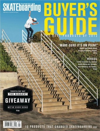 Transworld Skateboarding - Buyer's Guide (2012) PDF