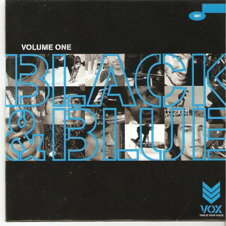 VOX - Black&Blue Volume One (2007) DVD
