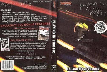 Thrasher - Playing In Traffic (2002) DVD