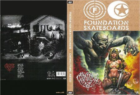 Foundation - Cataclysmic Abyss (DVD)