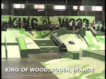 Element Europe at King of Wood