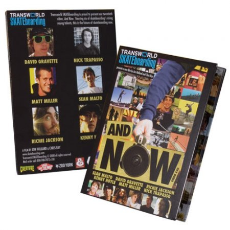 Transworld - And Now (2008) +DVD