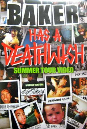 Baker Has A Deathwish Summer Tour Video (2009)